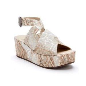Matisse x Amuse Society Runaway Wedge Sandal